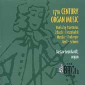The Bach Guild - 17th Century Organ Music / Gustav Leonhardt