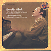 Expanded Edition - Bach: Keyboard Concertos / Glenn Gould