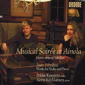 Musical Soir&eacute;e at Ainola - The Home of Jean Sibelius