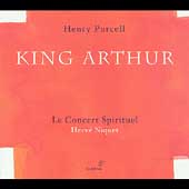 Purcell: King Arthur / Niquet, Gens, Bayodi, Jarrige, et al
