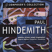 Composer's Collection - Hindemith / Corporon