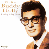 Buddy Holly: Raining in My Heart [Pazzazz]