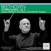 Beethoven: Symphonies no 1 & 2 / Zinman