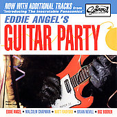 Eddie Angel: Eddie Angel's Guitar Party with the Panasonics