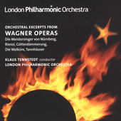 Wagner: Orchestral Excerpts from Operas / Tennstedt, et al