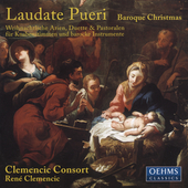 Laudate Pueri - Baroque Christmas / Clemencic Consort