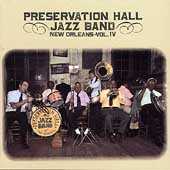 Preservation Hall Jazz Band: New Orleans, Vol. 4