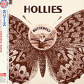 The Hollies: Butterfly Plus [Remaster]