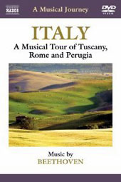Musical Journey: Italy - A musical tour of Tuscany, Rome and Perugia - Music by Beethoven / Zagreb PO, Edlinger; Slovak PO, Gunzenhauser