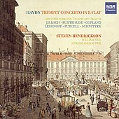 Works for Trumpet and Organ / Steve Hendrickson, et al
