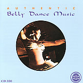 Various Artists: Authentic Belly Dance Music [Legacy]