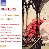 Opera Classics - Berlioz: La Damnation de Faust / Casadesus