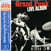 Grand Funk Railroad: Live Album [Limited]