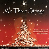 Bryan Lubeck: We Three Strings *