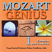 Mozart Genius V.1: Enhances Your Creativity