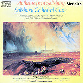 Anthems from Salisbury / Seal, Salisbury Cathedral Choir