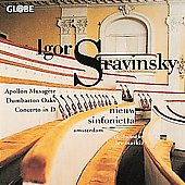 Stravinsky: Apollon Musagete, Dumbarton Oaks, etc