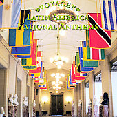 Various Artists: Voyager Series: Latin America - National Anthems