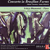 Tavares: Concerto in Brazilian Forms;  Alb&#233;niz / Blumental