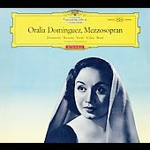 Donizetti, Rossini, Verdi, etct: Songs / Oralia Dominquez
