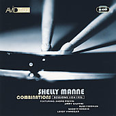 Shelly Manne: 1954-1956 Combinations [Remaster]