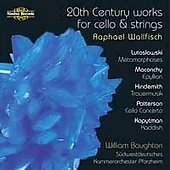 20th Century Works for Cello & Strings / Wallfisch, et al