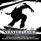Various Artists: Skater Rock, Vol. 1-3