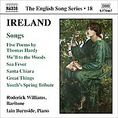 Ireland: Songs / Roderick Williams, Iain Burnside