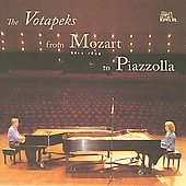 From Mozart to Piazzolla / The Votapeks
