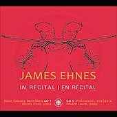 James Ehnes - In Recital