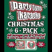 Karaoke: Party Tyme Karaoke: Christmas 6 Pack