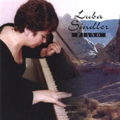 Luba Sindler, Piano