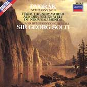 Dvorak: Symphony no 9 / Solti, Chicago SO