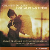 Lassus: Lagrime di San Pietro