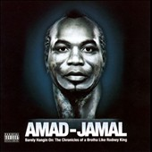 Amad-Jamal: Barely Hanging On: The Chronicles Of A Brotha Like Rodney King [PA]
