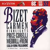 Basic 100 Vol 52 - Bizet: Carmen Highligts / Karajan, et al