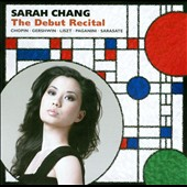 American Artistry: Debut / Sarah Chang