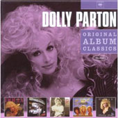 Dolly Parton: Original Album Classics [Box]