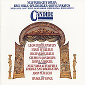Bernstein: Candide / Mauceri, Eisler, Mills, Langston