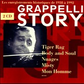 2VRV: Grappelli, Stephane/The Story Of