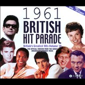 Various Artists: 1961 British Hit Parade, Pt. 2: April-September [Box]