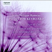 Rameau: Pieces for Keyboard / Jill Crossland, piano