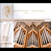 Liszt: The Complete Works For Organ / Istvan Ella, organ