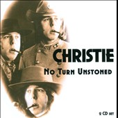 Christie: No Turn Unstoned *