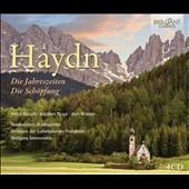 Haydn: The Seasons / Helen Donath, Adalbert Kraus, Kurt Widmer / Wolfgang Gonnenwein