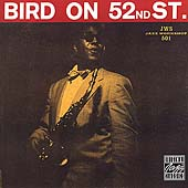 Charlie Parker (Sax): Bird on 52nd St.