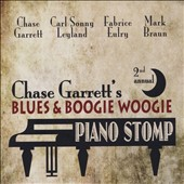 Various Artists: Chase Garrett's 2nd Annual Blues & Boogie Woogie Piano Stomp