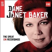 Dame Janet Baker Anniversary Edition: The Great EMI Recordings [20 CDs]