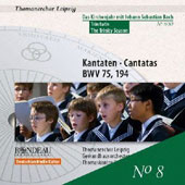The Church Year with Johann Sebastian Bach: Cantatas BWV 75, 194 / St. Thomas Boys Choir Leipzig