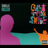 Quelle Chris: Ghost at the Finish Line [PA] [Digipak]
